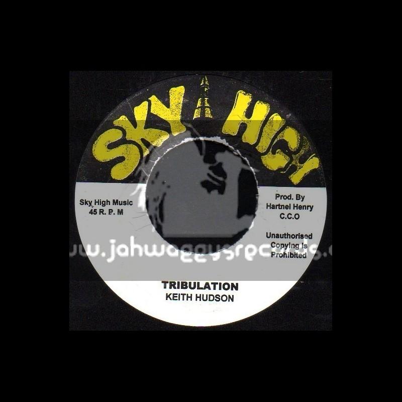 "Sky High-7""-Tribulation / Bim sherman"