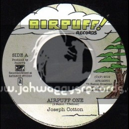 "Airpuff Records-7""-Airpuff One / Joseph Cotton"