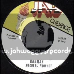 "Jah Guidance-7""-Gunman / Micheal Prophet"