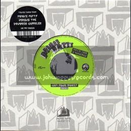 "Prince Fatty-7""-Got Your Money / Hollie Cook & Horseman"