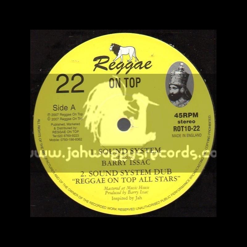 "Reggae On Top-10""-Sound Systen / Barry Issac"