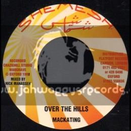 "Shemesh-7""-Over The Hills / Mackating"