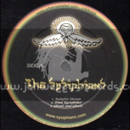 Urban Sedated Records-EP-The Sysiphians