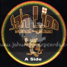 "Jah Lion Sound System-10""-Whip Dem / N Joseph + Revelation Time / King Jay & Get Your Pay / Paul Fox"