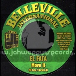 "Belleville International-7""-Move It / El Fata"