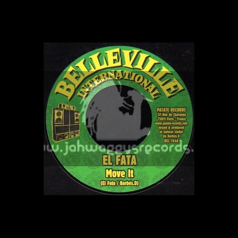 "Belleville International-7""-Move It / El Fata"