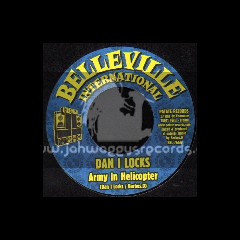 "Belleville International-7""-Army In Helicopter / Dan I Locks"
