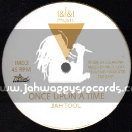 """I & I & I Music-12""""-Once Upon A Time + Babylon Pressure / Jah Tool Feat MAX"""