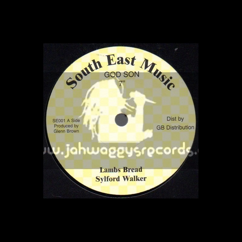 """South East Music-7""""-Lambs Bread / Sylford Walker"""