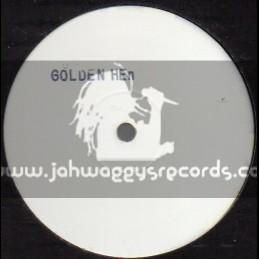 """Blank-12""""-Golden Hen Remix"""