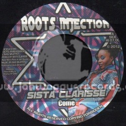 "Roots Injection-7""-Come / Sista Clarisse"