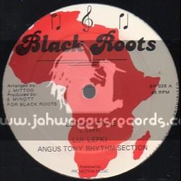 "Black Roots-12""-Lepkie Style / Lui Lepkie"