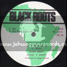 "Black Roots-12""-In A Rub a Dub / Sugar Minott + Stand Tuddy / Yabby Youth"