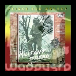 Gad 59-LP-Militant Dread/Prince Ras Murray(Limited 300 Press)