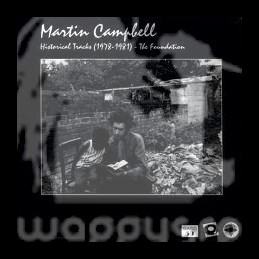Martin Campell-Historical Tracks (1978-1981) - The Foundation
