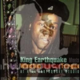 King Earthquake-LP-King Earthquake Meets Winston Sugar cane Furgus