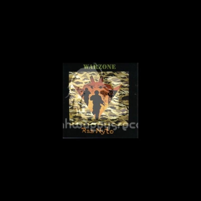 King Earthquake-LP-Warzone / Ras Nyto