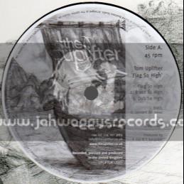 "The Uplifter-12""-Flag So High / Tom Uplifter + Freedom Chant / Tom Uplifer & Paul Fox"