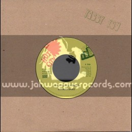 "Hot City-7""-Dont Touch I Dread / Barrinton Spence"