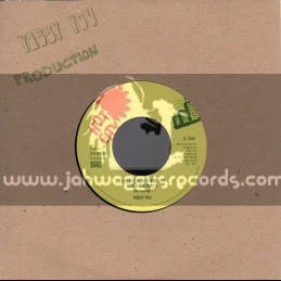 "Hot City-7""-Deliver Me From My Enemies/Yabby You (Dubplate Mix)"
