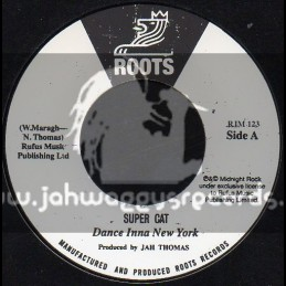 "Roots-7""-Dance Inna New York / Super Cat"