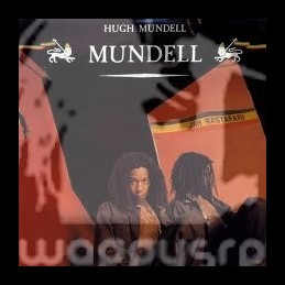 Greensleeves-LP-Mundell / Hugh Mundell