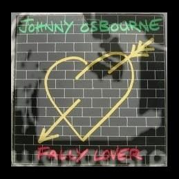Greensleeves-LP-Fally Lover / Johnny Osbourne