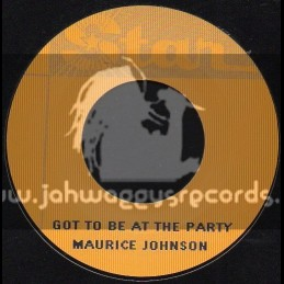 """Star-7""""-Got To Be At The Party + Yield Not To My Temptation / Maurice Johnson"""