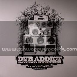 Sounds Around-LP-Dub Addict Sound System Volume One