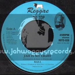 "Reggae On Top-7""-Jah Is My Light / Ras-I"