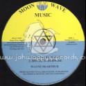 "Moon Wave Music-12""-Social Bonding + Natural Forces / Wayne Mcarther"