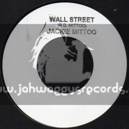 "Archive Recordings-7""-Wall Street / Jackie Mittoo"