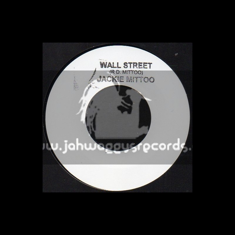 """Archive Recordings-7""""-Wall Street / Jackie Mittoo"""
