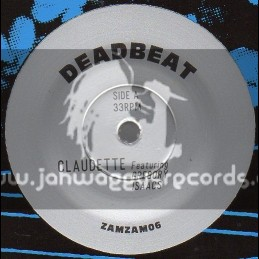 "Deadbeat-7""-Claudette Featuring Gregory Isaacs"