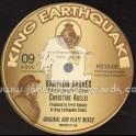 King Earthquake-Babylon Shores + Life / Christine Adelsi