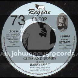 "Reggae On Top-7""-Guns And Bombs / Barry Issac"