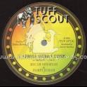 "Tuff Scout-10""-Africa Here I Come / Micah Shemiah & Pampi Judah"