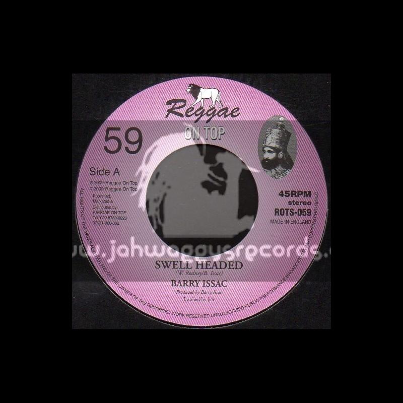 "Reggae On Top-7""-Swell Headed / Barry Issac"