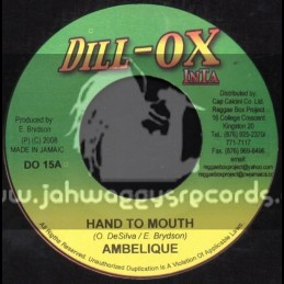 """Dill-Ox Inta-7""""-Hand To Mouth / Ambelique"""