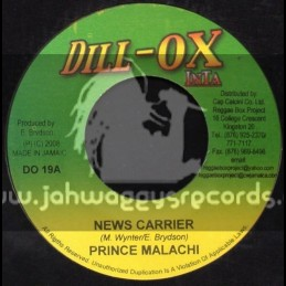 "Dill-Ox Inta-7""-News Carrier / Prince Malachi"