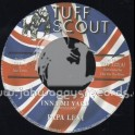 """Tuff Scout-7""""-Inna Mi Yard / Papa Levi"""