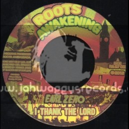 "Roots Awakening-7""-I Thank The Lord / Earl Zero"