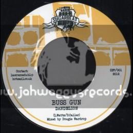 "Sugarbeat-7""-Buss Gun / Dandelion"