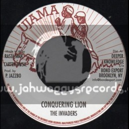 """Ujama-7""""-Conquering Lion / The Invaders"""