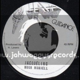 "Jah Guidance-7""-Jacqueling / Hugh Mundell"