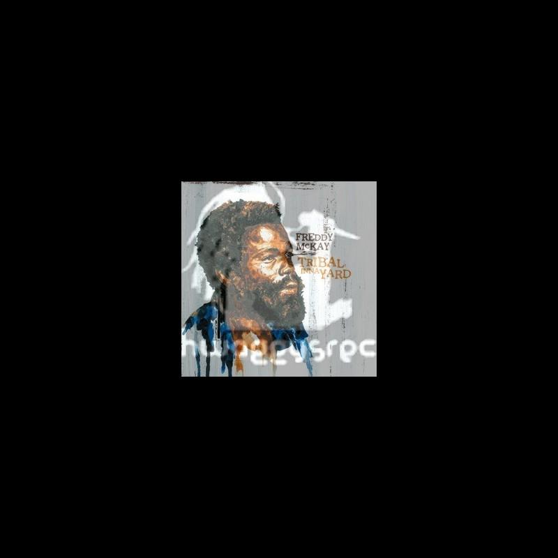 Iroko Records-LP-Tribal Inna Yard / Freddie Mckay