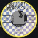 """Tuff Scout-7""""-Live Right / Big Youth"""