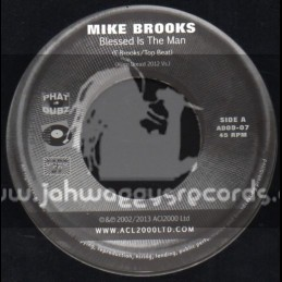"ACL 2000-7""-Blessed Is The Man / Mike Brooks + Serious World / Dennis Alcapone Feat.Earl Sixteen"