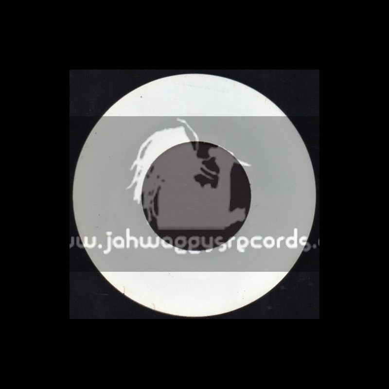 """Weed Beat-(Test Press)-7""""-Hold I Up / Johnny Clarke"""