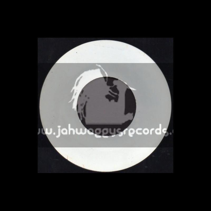 "Weed Beat-(Test Press)-7""-Jah Jah Dub+Peace & Love In Dub / The Aggrovators"